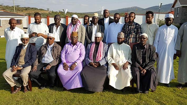 Atwoli Celebrates Eid with Muslim Friends