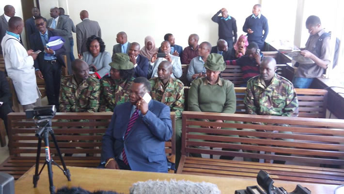 Cotu secretary general Francis Atwoli and the KNCHR pleaded with trial judge Hellen Wasilwa to offer the doctors and the government a seven-day window to strike a deal.