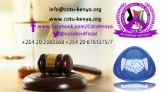 COTU-K Department of Industrial Relations