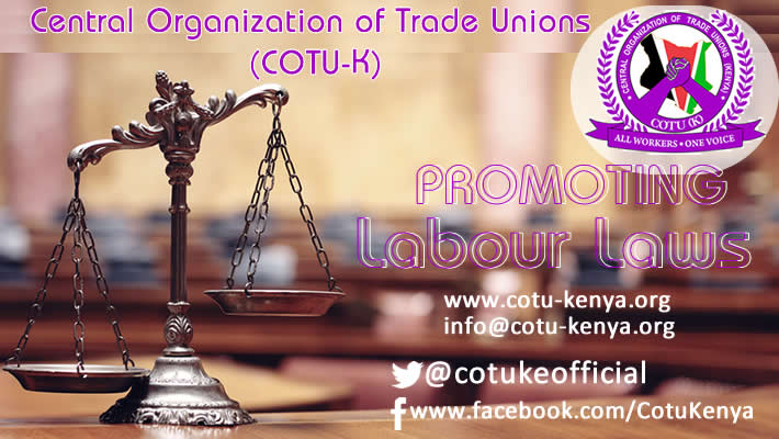 Labour Laws in Kenya