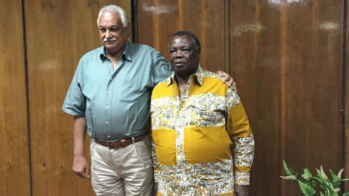 COTU - K Secretary General Leads a Delegation to Egypt