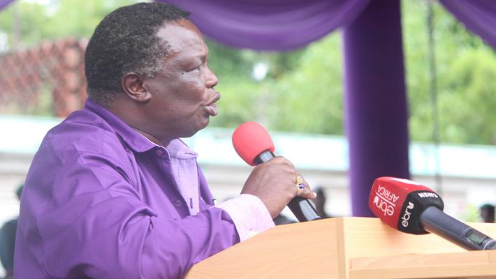 Francis Atwoli COTU K Secretary General