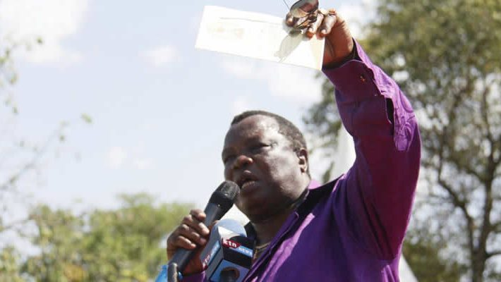 Bro. Atwoli Helps to fund raise 5.4 Millions for the women of Homabay County