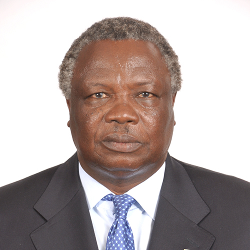 President Organaisation of Africa Trade Unions Unity (OATUU), Secretary General of the Central Organization of Trade Unions (COTU-K), General Secretary of Kenya Plantation and Agricultural Workers Union (KPAWU). Francis Atwoli, NOM(DZA), EBS, MBS