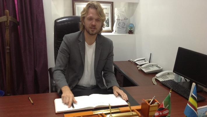 Jesper Friis Regional Manager DI Denmark