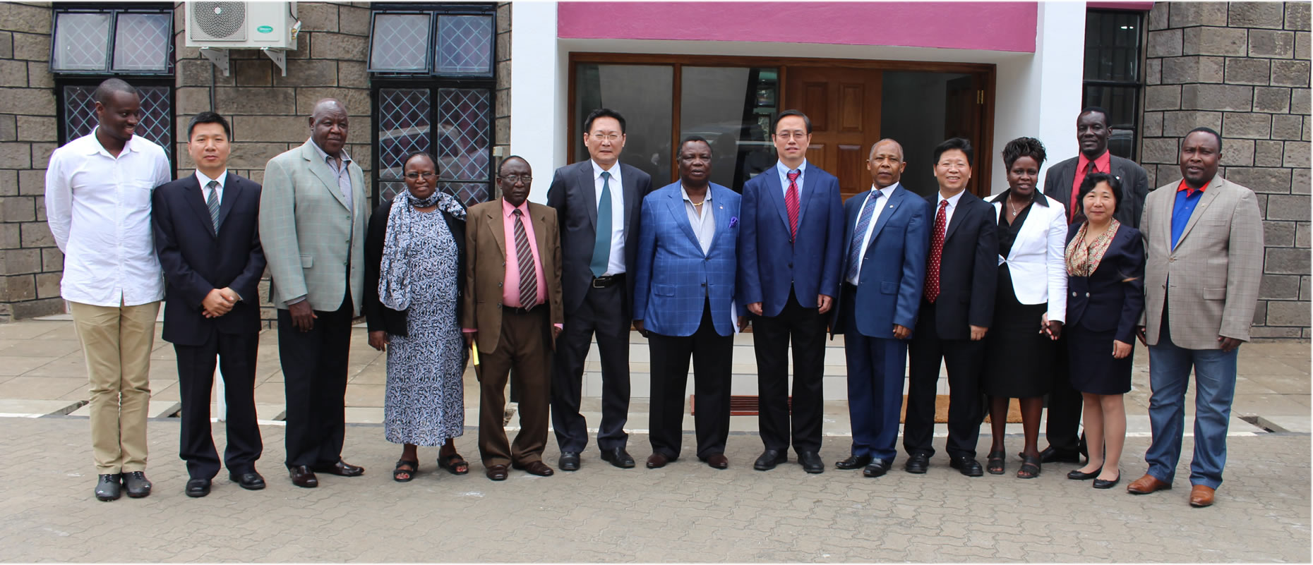 ACFTU of China Holds Bilateral Talks with COTU-K