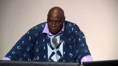 Maina Kiai for being the first ever Kenyan to win the coveted George Meany-Khirkland Human Rights Award