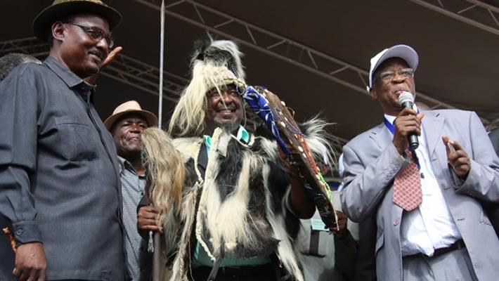 Mudavadi crowned Luhyah Spokesman