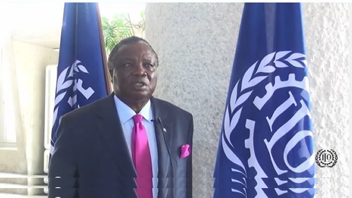 COTU-K Secretary General Bro Atwoli Attends 329th Session of the ILO Governing Body