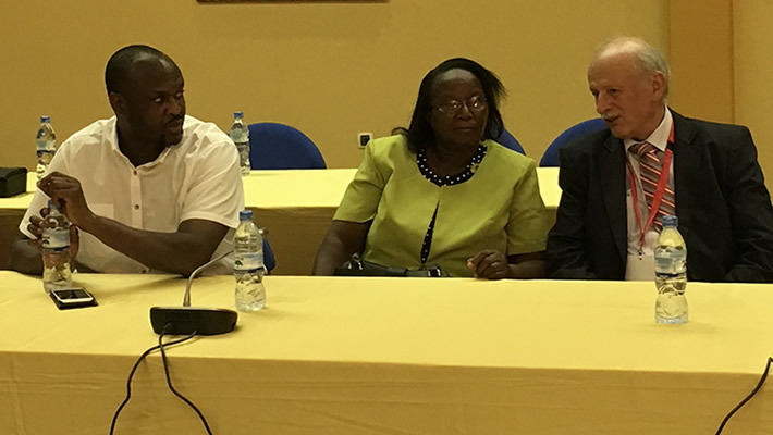 A Delegation from COTU-K Attends the 7th NCEW Congress in Eritrea