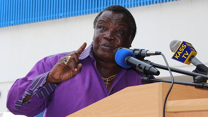 Francis Atwoli Secretary General COTU Kenya