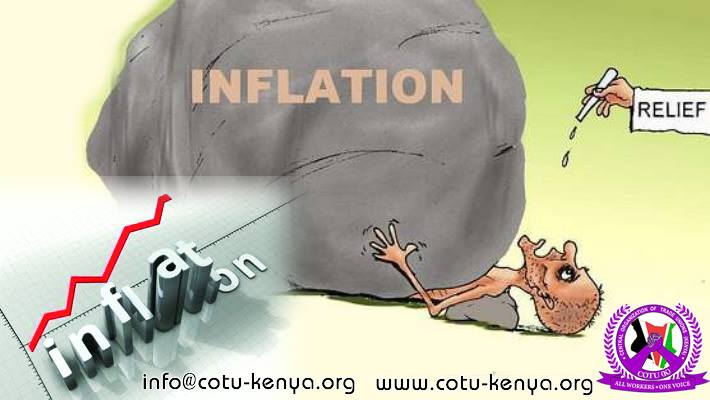 Workers Demand 22% Wage Increase to Cushion Against High Inflation