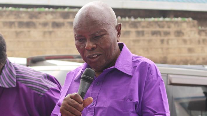 Rajabu W. Mwondi, EBS CHAIRMAN GENERAL COTU-KENYA