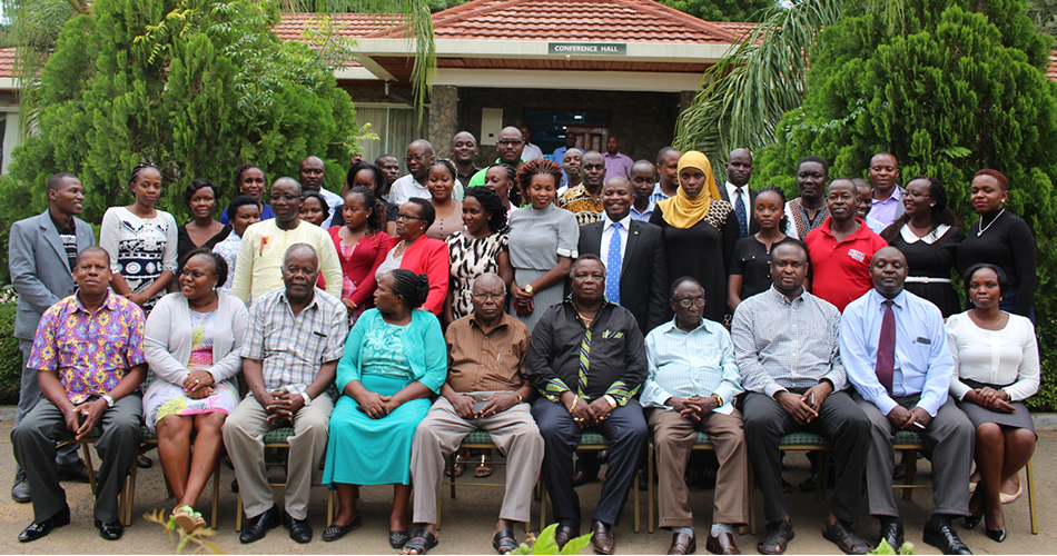 COTU-K Officials and Staff Seminar on Strategic Planning