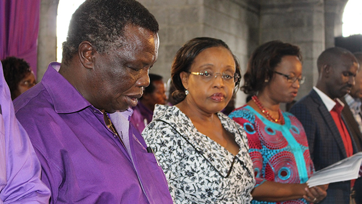 COTU-K Workers Prayer Day At St. Stephen ACK Church