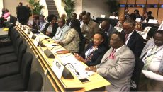 Kenyan Delegation at the 106th Session of ILO's International Labour Conference