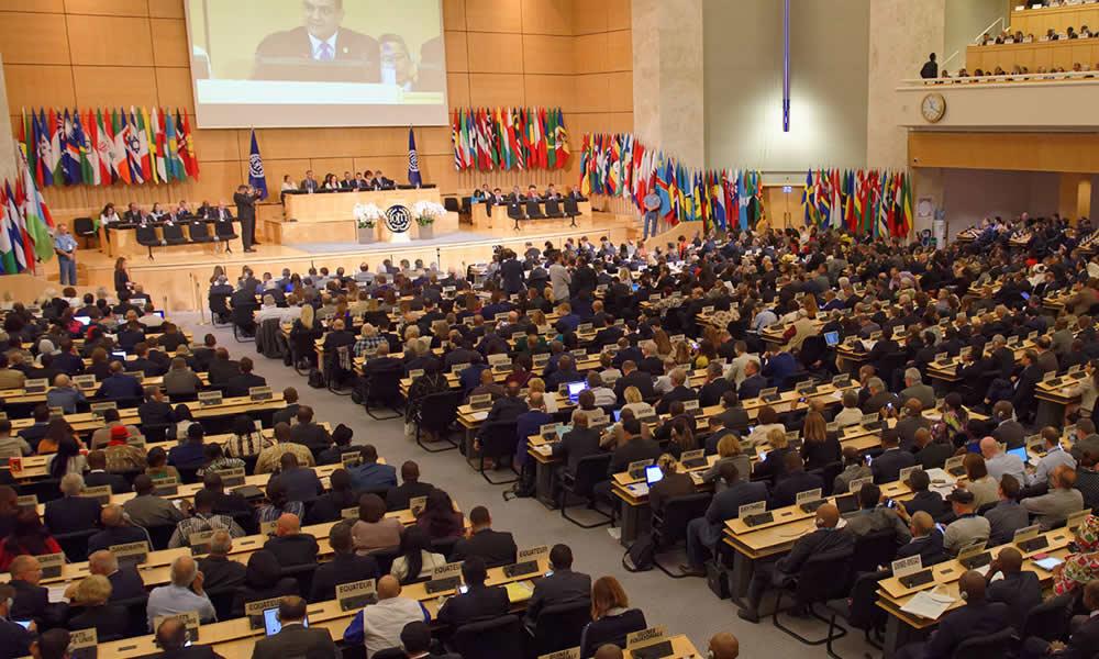 COTU-K Leaders form Bulk of Kenya's Delegation at ILO's International Labour Conference,