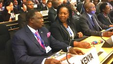 COTU-K is well represented at the annual International Labour Conference in Geneva, led by our Secretary General Bro. Francis Atwoli