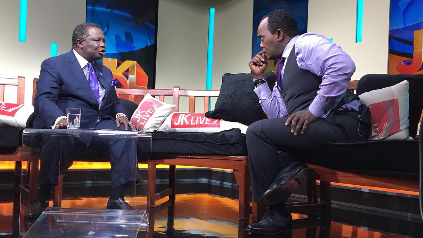 COTU-K Secretary Genneral Francis Atwoli ON Citizen TV JKL Show