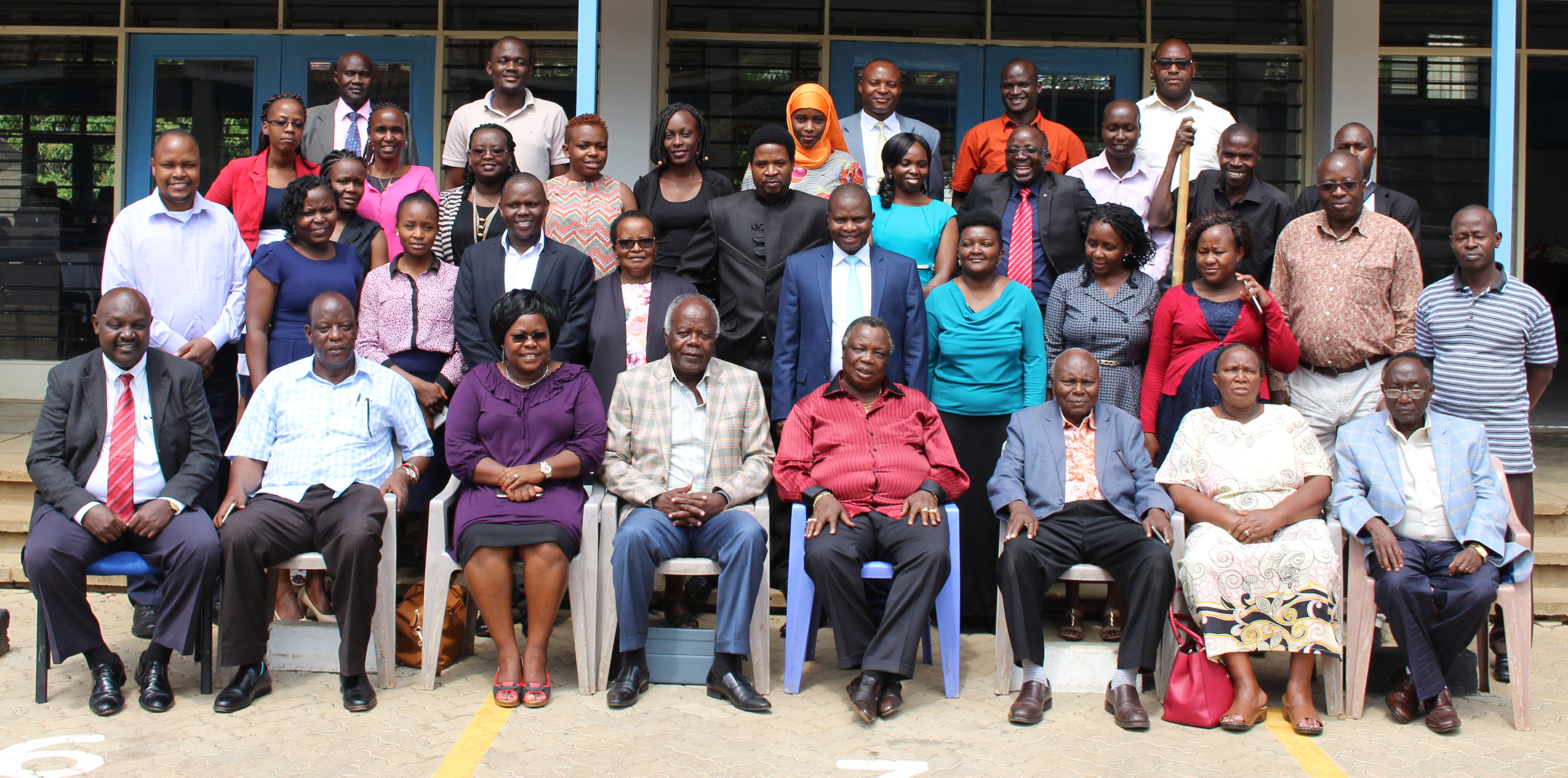 COTU-K Reviews its Strategic Plan at Tom Mboya Labour College