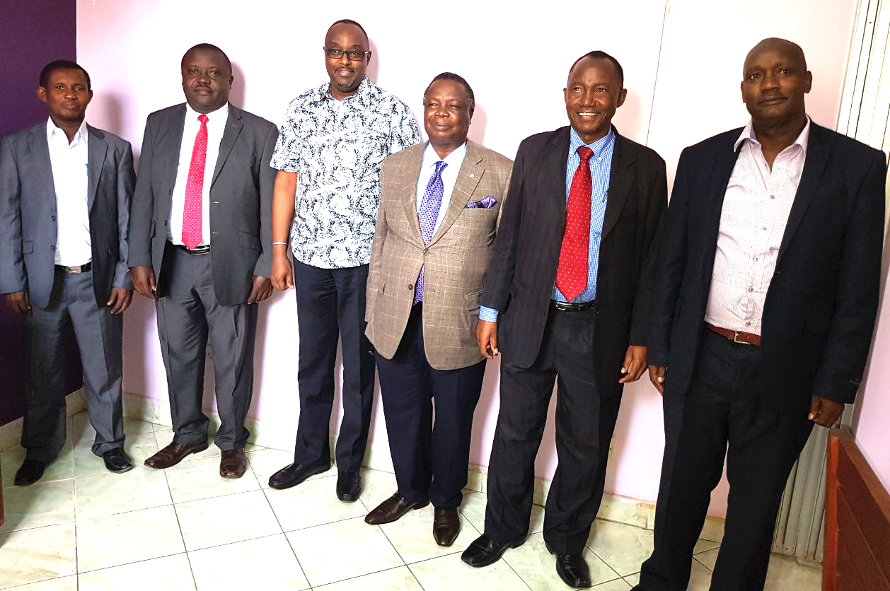 COTU-K Secretary General Bro. Atwoli Attends EATUC Extra Ordinary Summit in Arusha