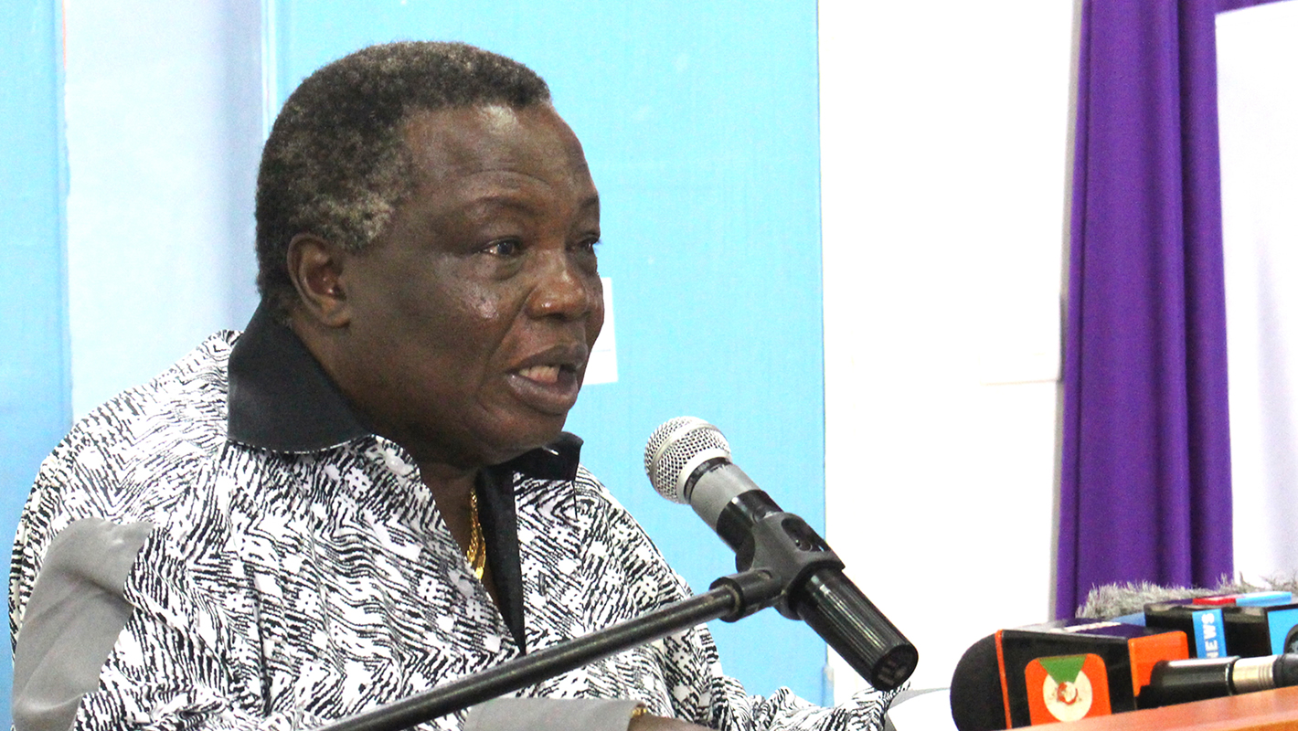 Remarks by Bro. Atwoli, During COTU (K)'S Strategic Plan 2017-2021 Validation Workshop