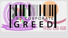 Wage Floor Forum for Africa; End Corporate Greed Campaign