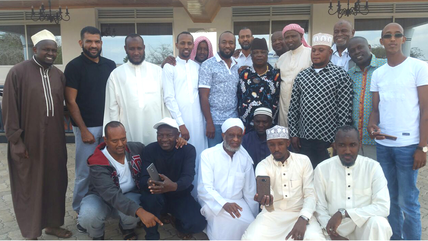 Bro. Atwoli Host Muslims led by Mombasa Governor Joho in Celebrating Eid al-Adha at his Ildamat Home.