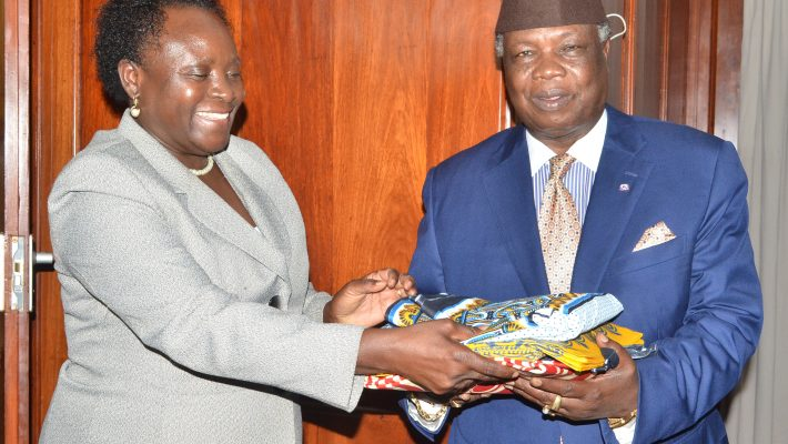 COTU (K) Secretary General Francis Atwoli Feted In Arusha