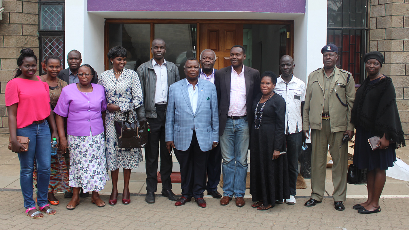 COTU-K Conducts a Successful Funds Drive in Support of Veteran Trade Unionists