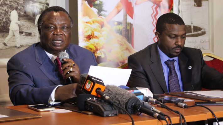 Consultative Meeting Between COTU-K and NHIF