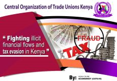 History of COTU(K) – Central Organization of Trade Unions
