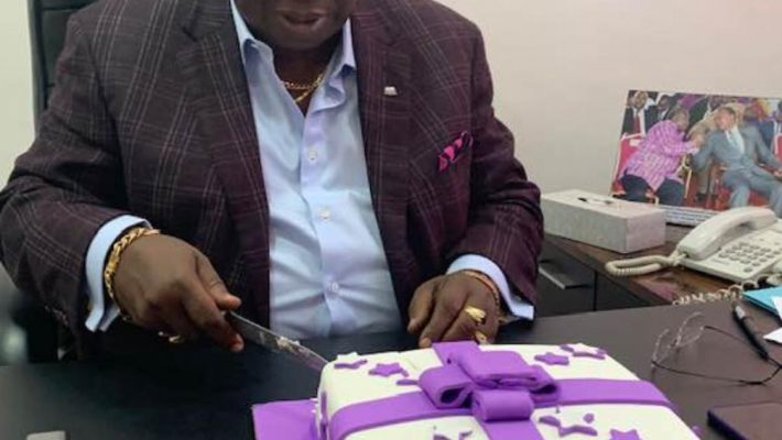Happy Birth Day Dr. Francis Atwoli